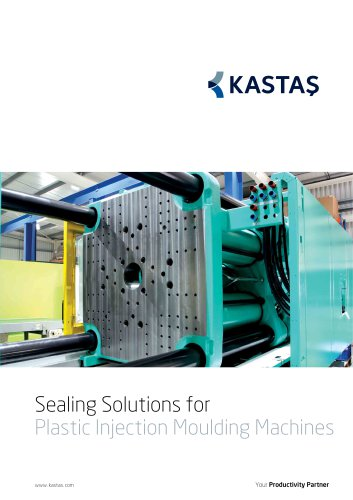 Sealing Solutions for Plastic Injection Moulding Machines - KASTAS