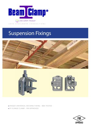 BeamClamp Suspension Fixing