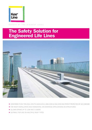 Engineered Life Line Systems