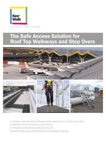 Roof Top Walkway