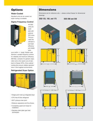 DSD Series Compressors