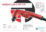 ERGOCUT S 25K S 35K S 25