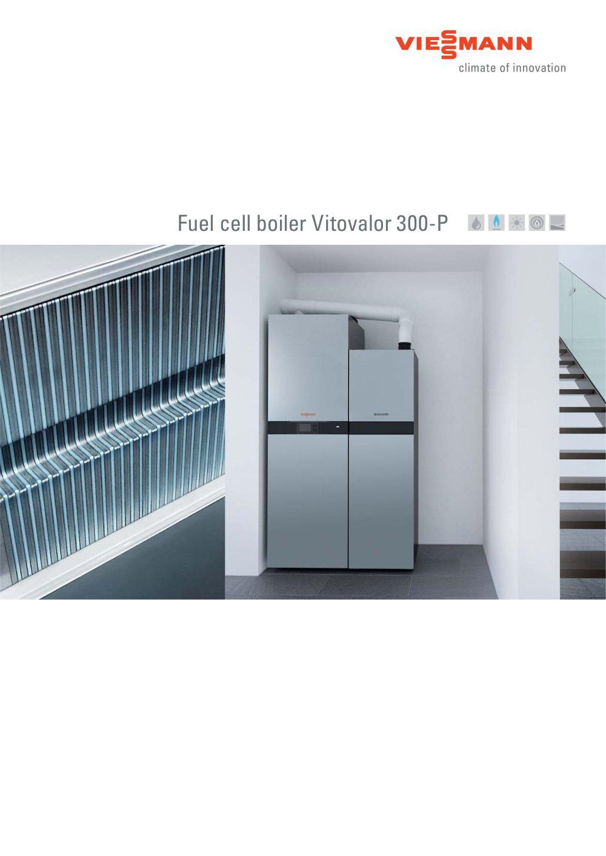 Fuel cell boiler - Viessmann Werke GmbH & Co KG - PDF Catalogue ...