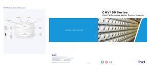 INVT CHV100 Series High Performance Vector Control Inverter Catalog V1.1