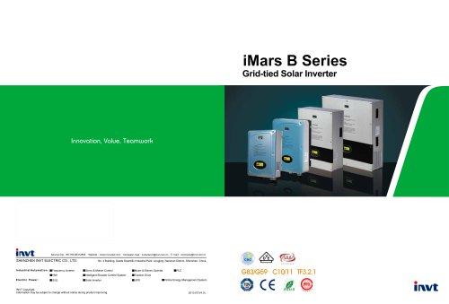 INVT iMars B Series Grid Tie Solar Inverter