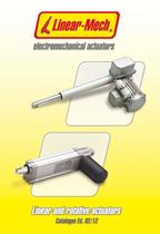 Linearmech - Catalogue 2012