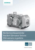 FLENDER Bucket Elevator Drives