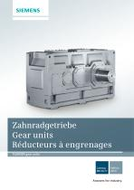 FLENDER Gear Units, Sizes 23-28