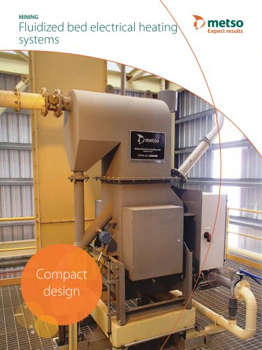 Fluidized bed electrical heating systems - Metso Automation - PDF ...