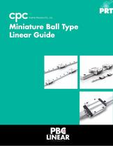 Miniature Linear Actuator Catalog