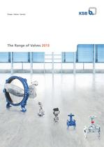 The Range of Valves