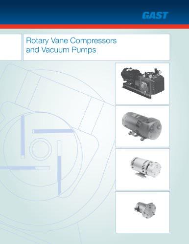 rotary vane compressors vacuum pumps gast pdf catalogs rh pdf directindustry com
