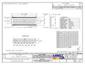 LCD-S801C42TR Numeric Displays 8 Digit