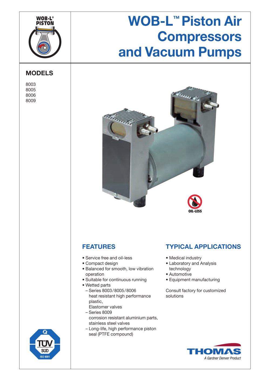 800x series gardner denver thomas pdf catalogs technical rh pdf directindustry com
