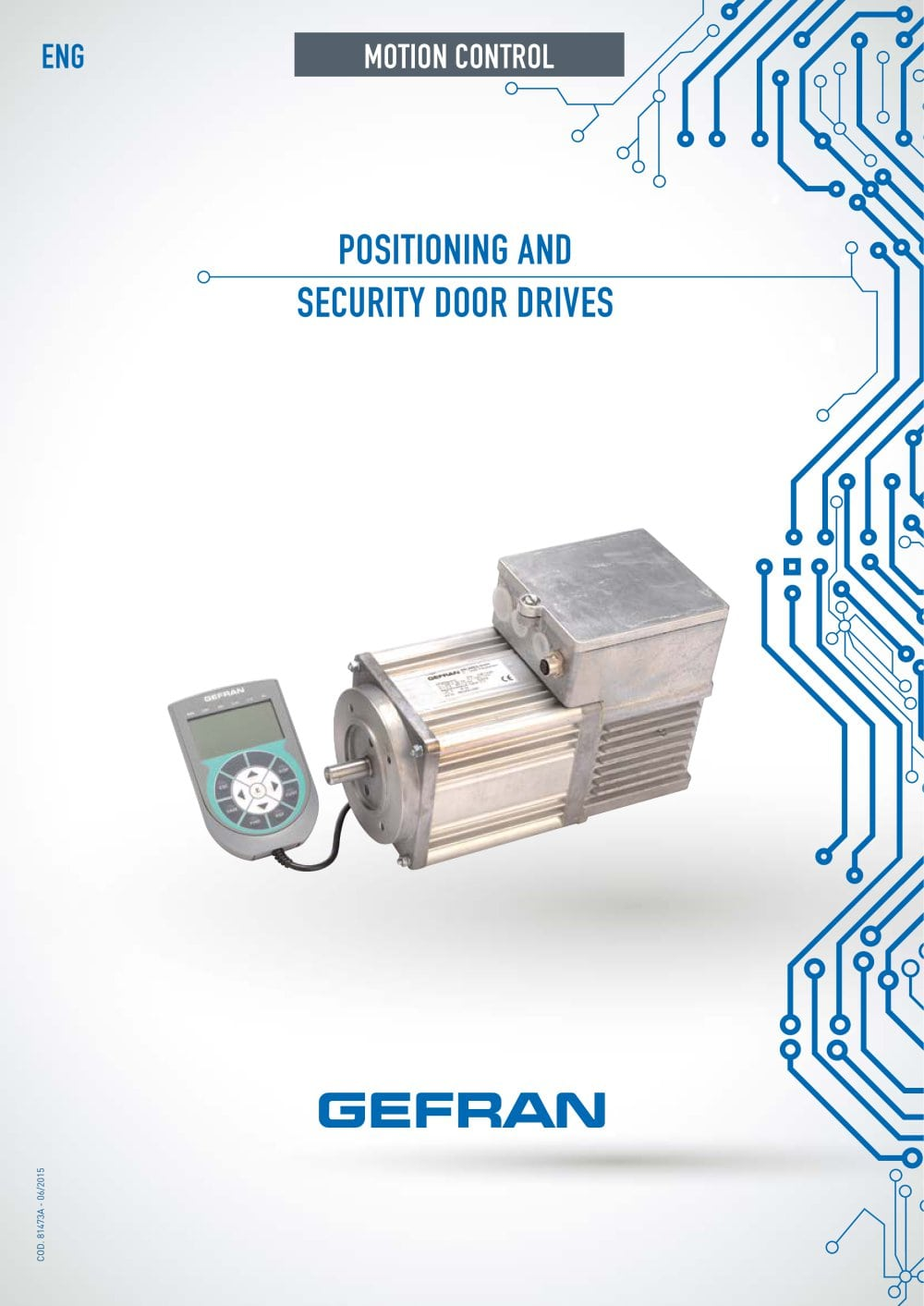 Positioning And Security Door Drives Gefran Pdf Catalogue Solid State Relay 1 8 Pages