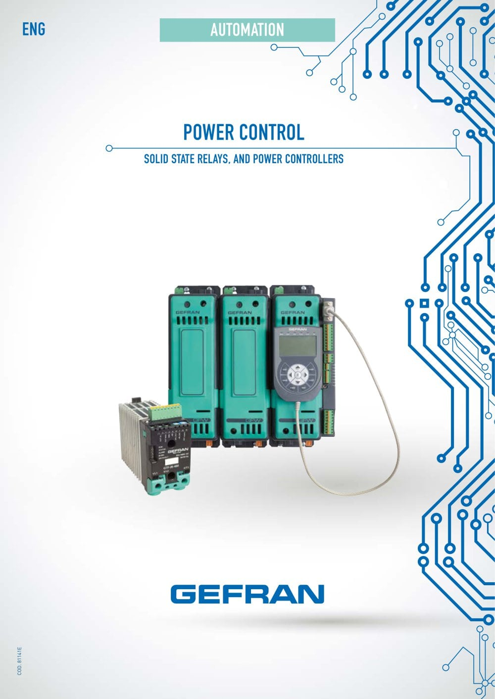 Power Control With Overcurrent Fault Protection Gefran Pdf Automations Gt Motor Circuits Pwm Speed 1 16 Pages