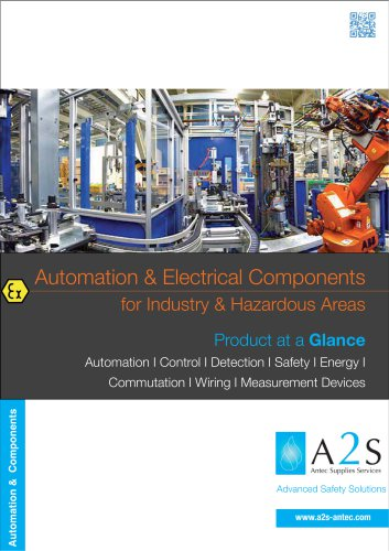 Automation - A2S Advanced Safety Solutions - PDF Catalogs