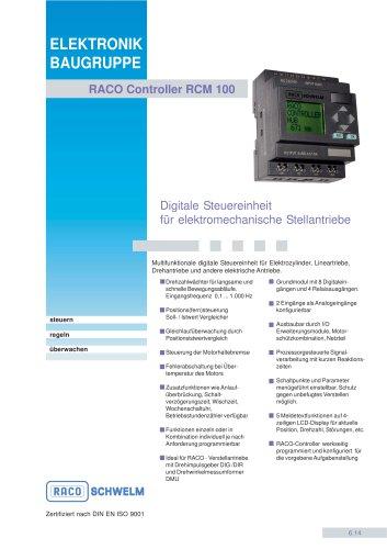 RACO Controller RCM 100