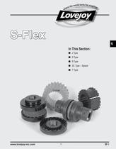 S-Flex catalog