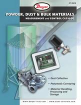 Powder, Dust & Bulk Materials Catalog (CT-DPB)