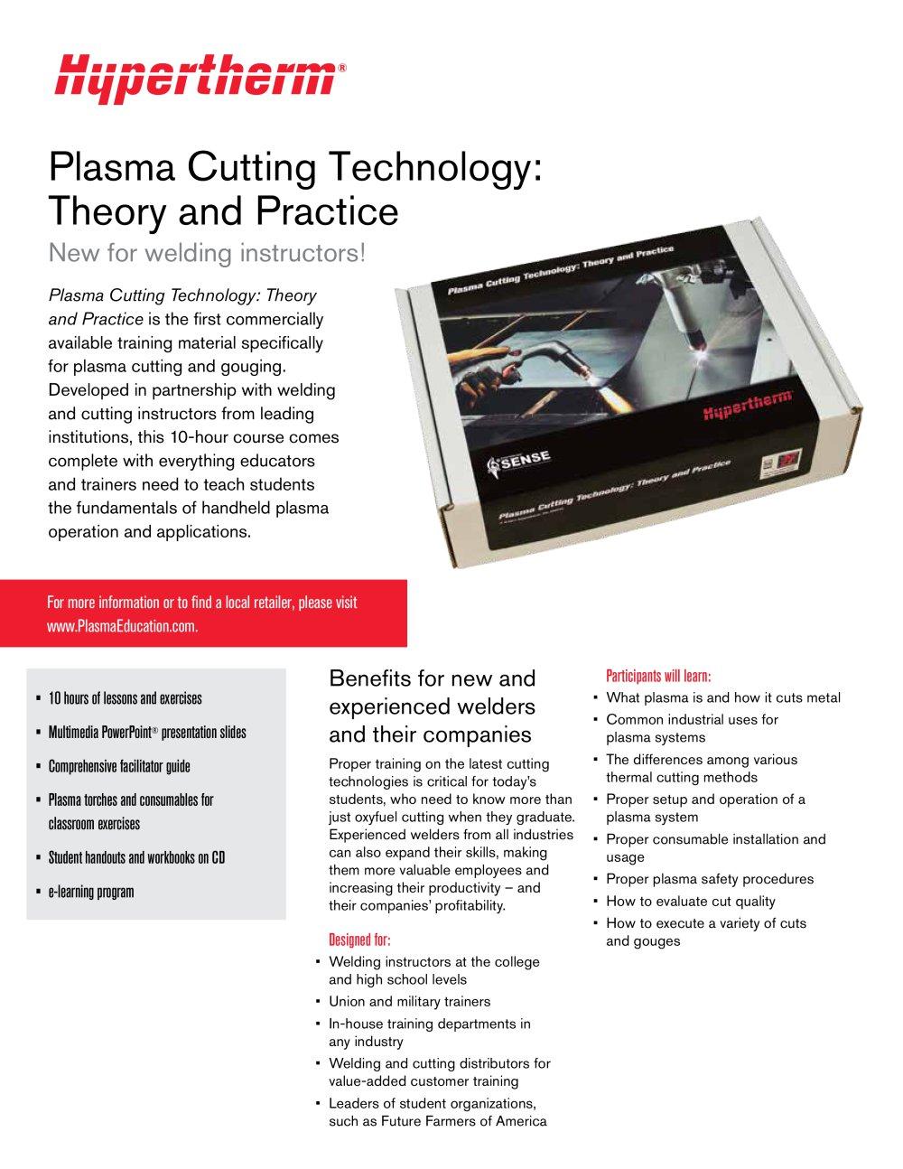 Plasma welding: installation, technology, principle of operation, application 54