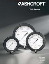 Test Gauges Type 1082