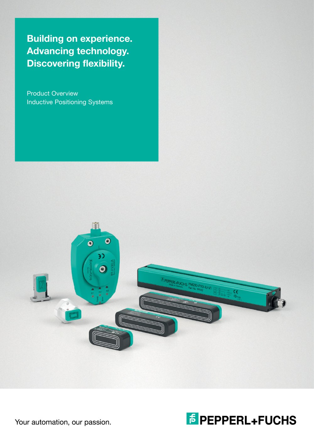 Inductive Positioning Systems - Pepperl+Fuchs GmbH - PDF Catalogue ...