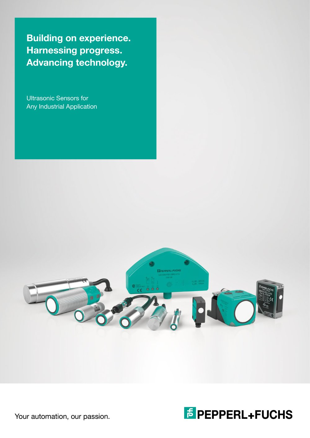 Ultrasonic Sensors - Pepperl+Fuchs GmbH - PDF Catalogue | Technical ...