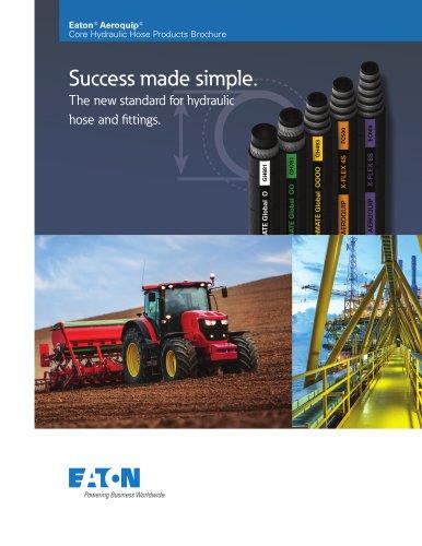 Eaton Aeroquip Core - Eaton Hydraulics - PDF Catalogs