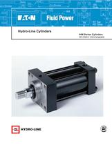 Hydro-Line&reg; HM Series Metric Cylinders