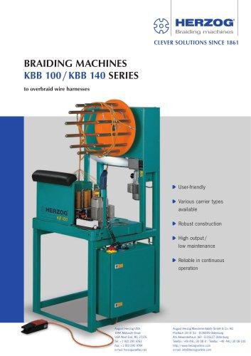 Brilliant Wiring Harness Braiding Machine Kbb 100 August Herzog Wiring Digital Resources Cettecompassionincorg