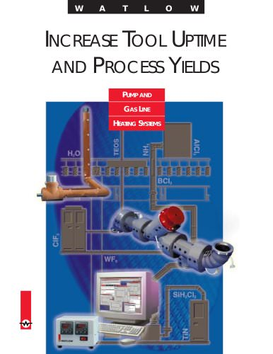 PUMP AND GAS LINE HEATING SYSTEMS - Watlow - PDF Catalogs ... Watlow Heater Wiring Diagram Lead on