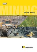 Surface Mining Catalog