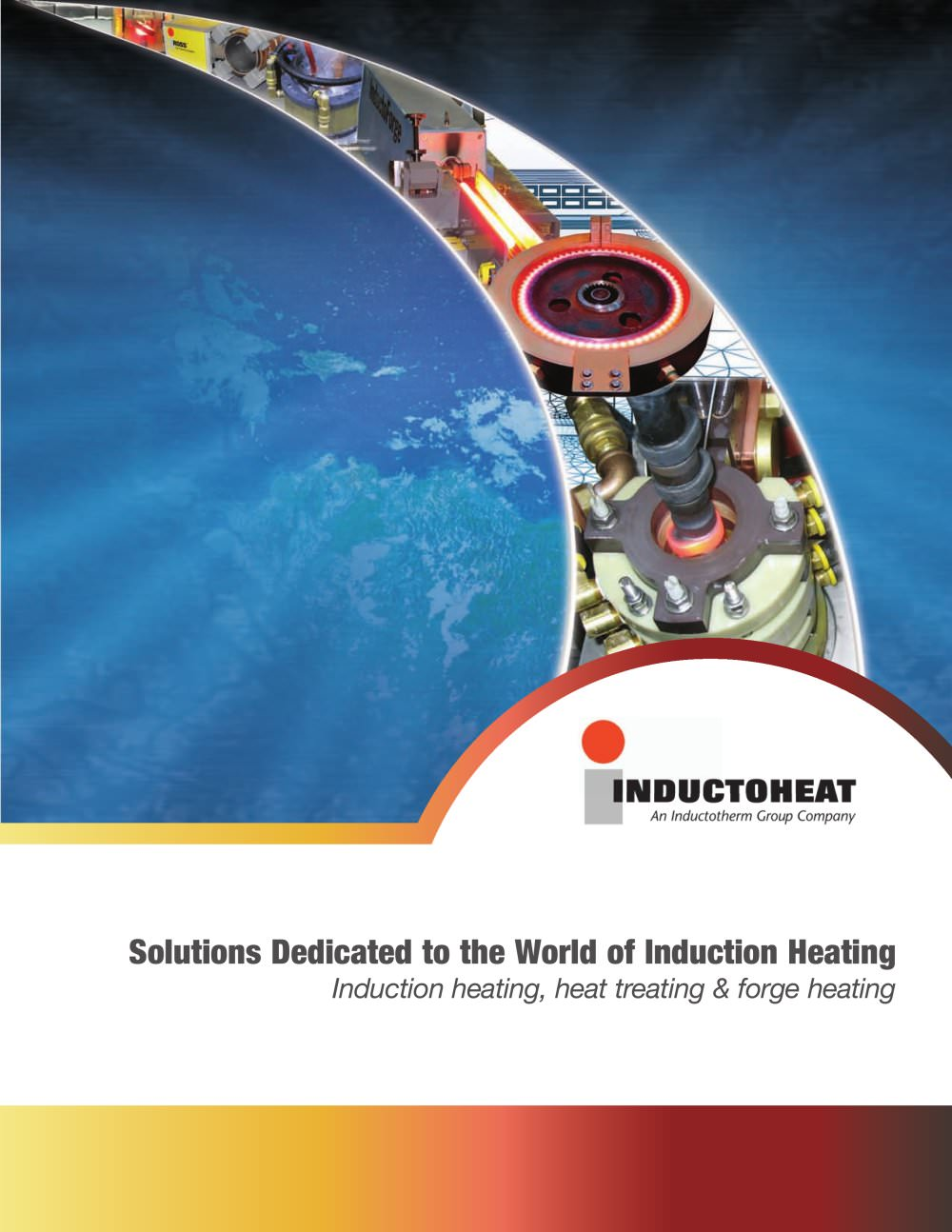 Induction Heating Heat Treating Forge Inductoheat 1 15 Pages