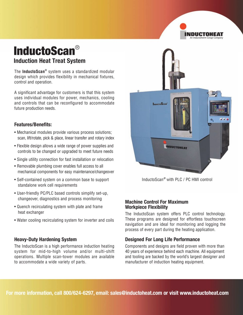 InductoScan® Modular Induction Heating System - Inductoheat Europe ...