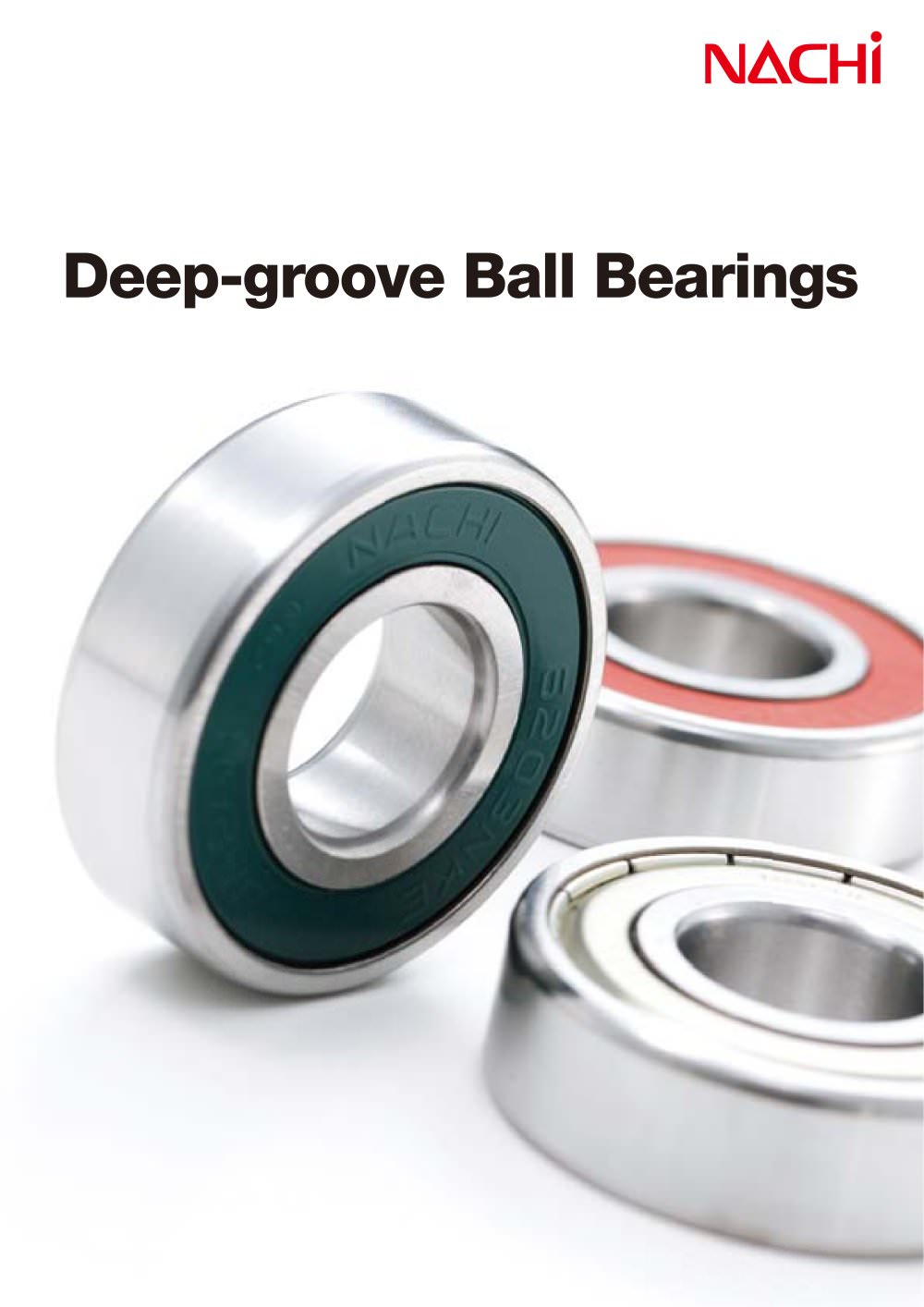 Deep-groove Ball Bearings - 1 / 4 Pages
