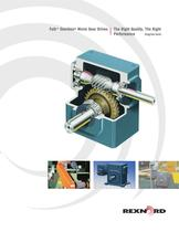 Falk? Omnibox® Worm Gear Drives