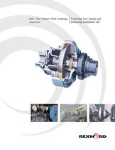 Falk� Selection Guide, True Torque Fluid Couplings, Type HF