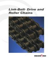 Link-Belt Drive and Roller Chain Catalog