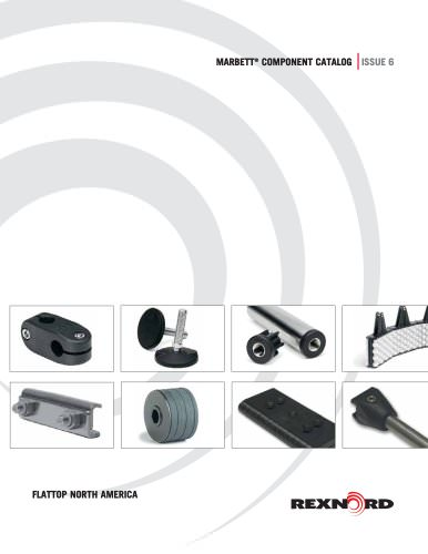 Marbett® Conveyor Components Catalog