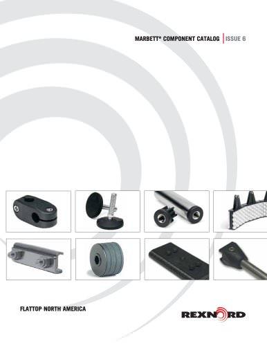 Marbett® Conveyor Components Catalog