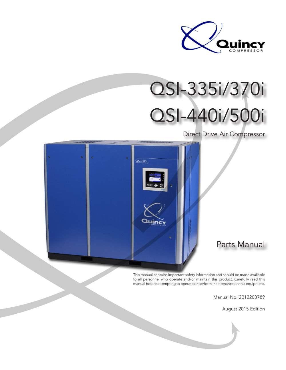 Quincy qsi 500 manual array qsi 335i 500i quincy compressor pdf catalogue technical rh pdf directindustry com fandeluxe Choice Image