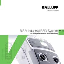 BIS V Industrial RFID System