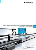 BML Magnetic Linear Encoder Systems