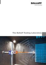 The Balluff Testing Laboratory