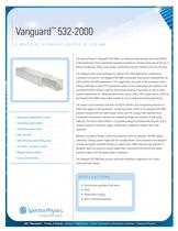 2 Watts Of Ultrafast Output At 532 Nm- Vanguard� 532-2000