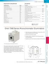7340 Series Monochromator Illuminators
