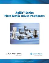 Agilis� Series Piezo Motor Driven Positioners