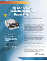 Agilis� Series Piezo Motor Driven Preliminary Linear Stage