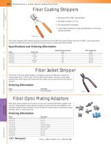 Fiber Jacket Stripper